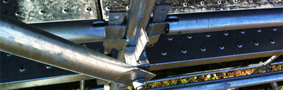 quick-lock-scaffolding-close-up